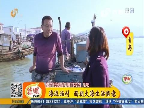 【齐鲁最美乡村】青岛:海边渔村 面朝大海生活惬意