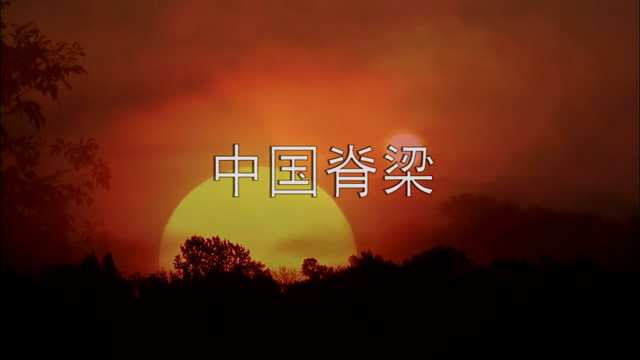 转载:京剧演唱《中国脊梁》