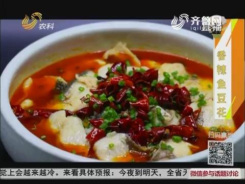 鼎好大厨教做家常菜:香辣鱼豆花