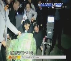 """调查:山东韭菜用上""""双保险"""""""