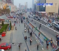 调查:文明交通 从路口做起
