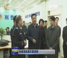 林峰海到惠民县调研