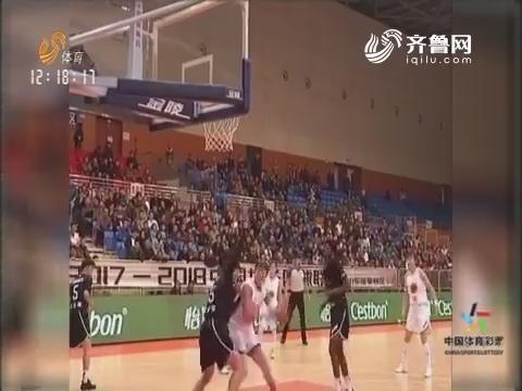 关注WCBA 外援缺席 加时赛险胜:山东女篮四分优势胜浙江