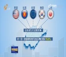 山东:前11个月外贸进出口增长16.9%