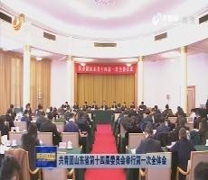 共青团山东省第十四届委员会举行第一次全体会