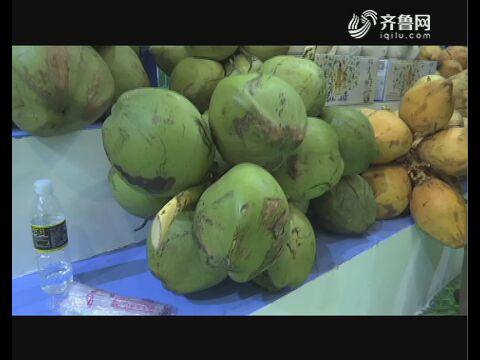 【海南农业见闻】源自泰国的金椰