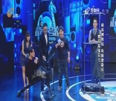 """超强音浪:杨宗纬挑战""""嗨唱健身房""""展现超强实力"""