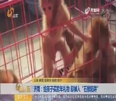 """【闪电热度排行榜】济南:给孩子买跨年礼物 却掉入""""石猴陷阱"""""""