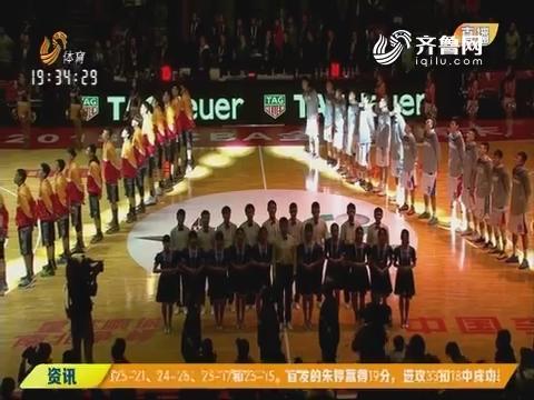大学生打全明星 会玩儿! 中国篮球掀起体教结合新篇章