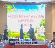 寿光:政企合作助推乡村振兴