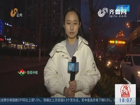 """【闪电连线】直击""""节前堵"""":顺河高架经四路出口车辆缓行 建议车辆绕行"""