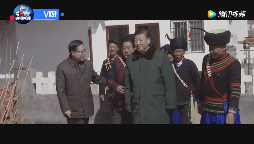 心系凉山--习近平总书记凉山扶贫纪实(转载)