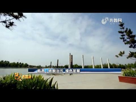 临邑:铁腕治污 绿色发展