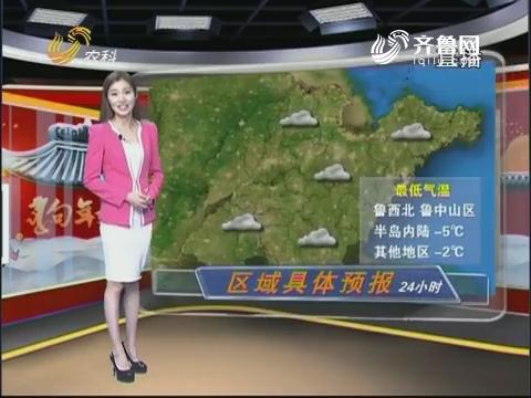 看天气:天气冷暖多变 注意适当增减衣物