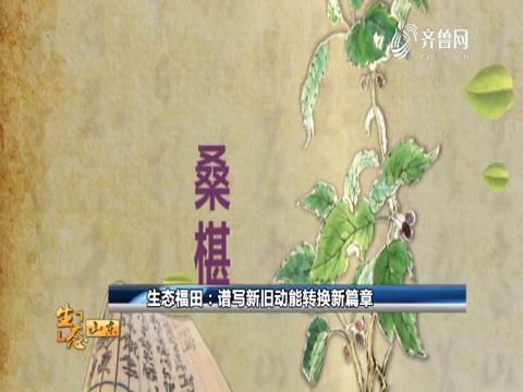 生态福田:谱写新旧动能转换新篇章