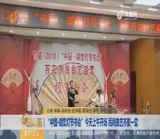 """""""中国·胡集灯节书会""""2月27日上午开场 民间曲艺齐聚一堂"""