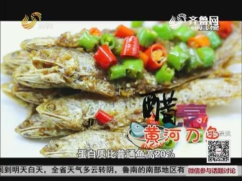 大厨教做家常菜:醋烹黄河刀鱼