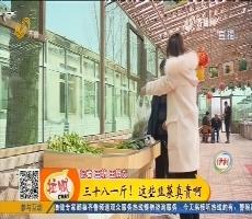 【齐鲁最美乡村】昌乐:三十八一斤!这些韭菜真贵啊