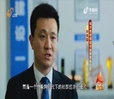 20180307《齐鲁先锋》:在习近平新时代中国特色社会主义思想指引下·新旧动能转换一线党员风采 宋宝爱——新模式激发新动能