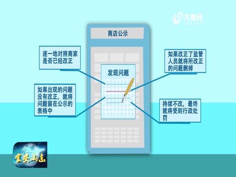 滨州:强化闭环链条管理,构建全维度立体化食安监管网络