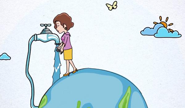 节水公益广告(一)