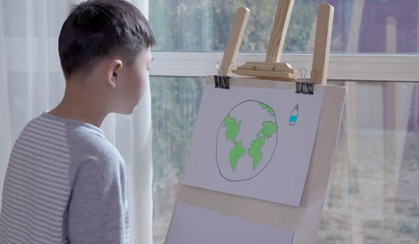 节水公益广告(生活篇)