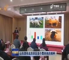 山东发布北方农区首个国审肉用绵羊
