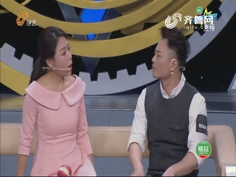 """20180329《超级大明星》:田慧为了让""""老公""""戒酒 为其戴绿帽子"""