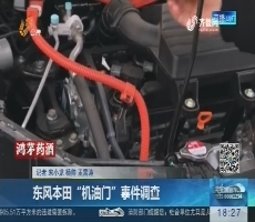 """【真相】东风本田""""机油门""""事件调查"""