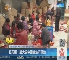 【真相】红花镇:最大的中国结生产基地