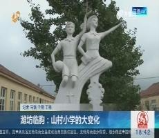 潍坊临朐:山村小学的大变化