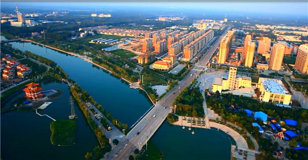 故道明珠 中国长寿之乡——单县欢迎您