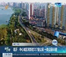 【直通17市】临沂:中心城区将新建217座公厕 一类公厕65座