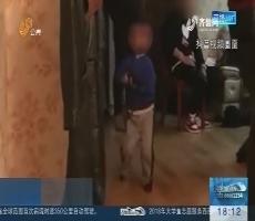 济南:4岁男童持真枪玩抖音
