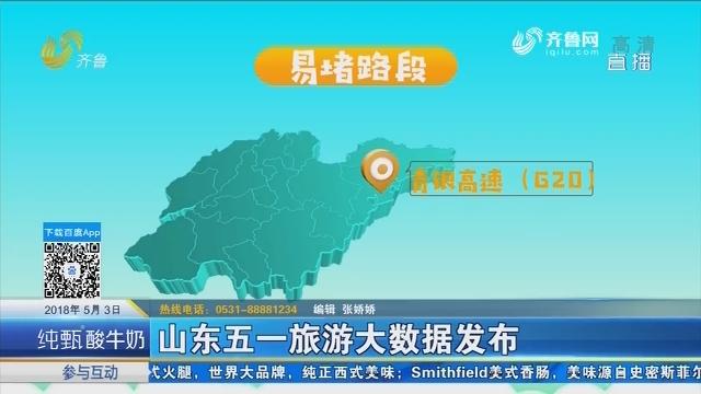 据说齐鲁:山东五一旅游大数据发布
