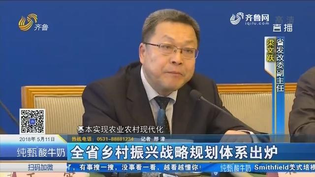 山东省提出乡村文化振兴六项工程