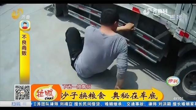 高青:高价收粮?黑心商贩偷梁换柱!