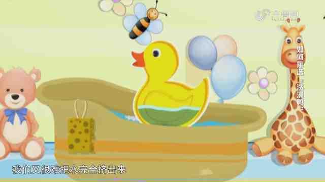 """《民生实验室》:如何挑选""""洗澡鸭"""""""
