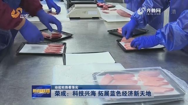 【动能转换看落实】荣成:科技兴海 拓展蓝色经济新天地