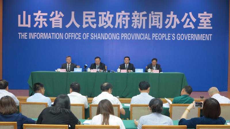 山东省老年人口信息及老龄事业发展情况新闻发布会