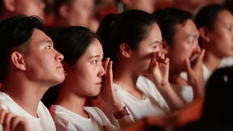 希望山东 福彩有爱|泪水与幸福交融 济南市长清区八一希望小学《行云流水》