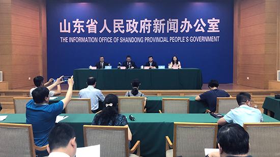 山东省瞪羚企业培育推进措施新闻发布会