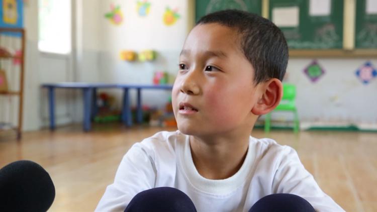 希望山东 福彩有爱|曲阜市耀中耀华希望小学《歌声与微笑》