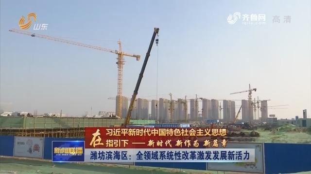 【在习近平新时代中国特色社会主义思想指引下——新时代 新作为 新篇章】潍坊滨海区:全领域系统性改革激发发展新活力