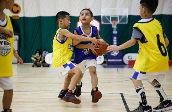 2018中国小篮球联赛德州赛区开赛