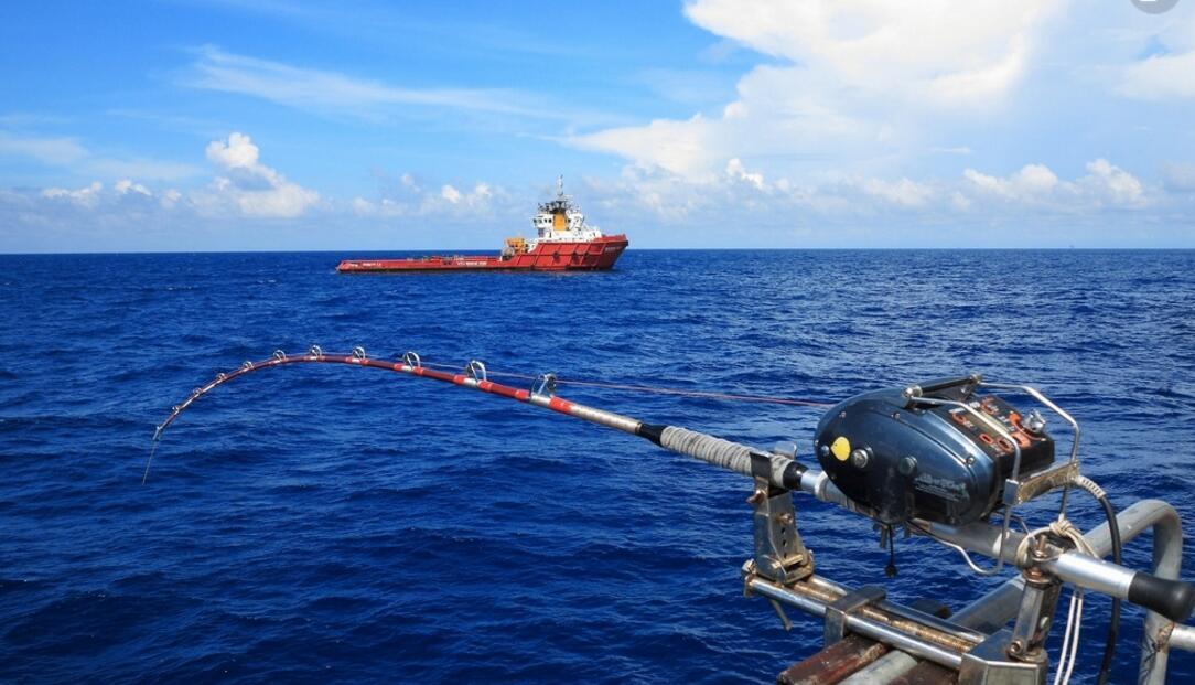 2018全国海钓精英邀请赛在荣成好运角开杆