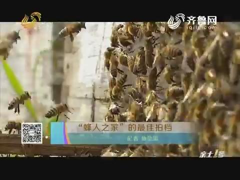 """""""蜂人之家""""的最佳拍档"""