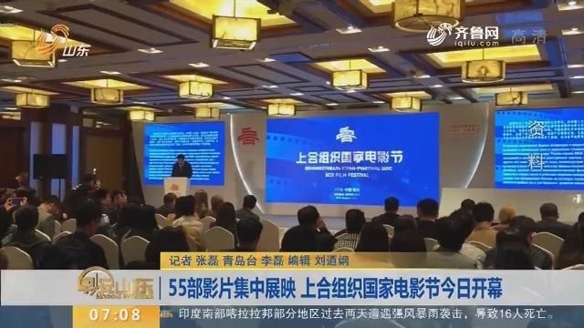 55部影片集中展映 上合组织国家电影节6月13日开幕