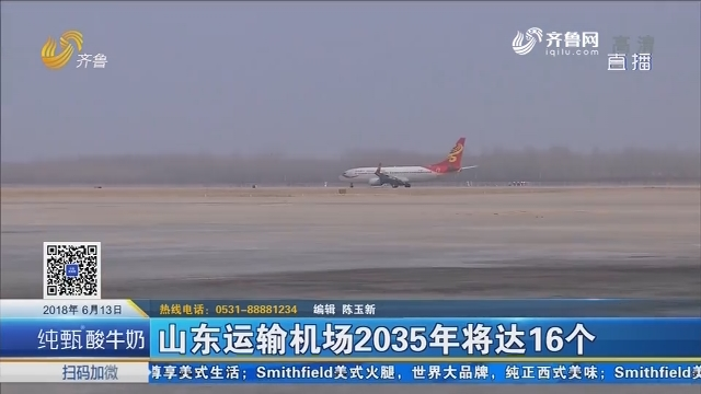 山东运输机场2035年将达16个
