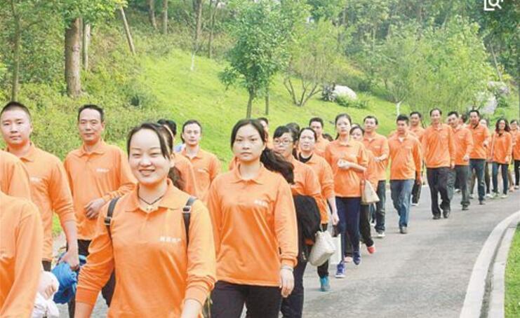 宁津:环湖健步走 手绘风筝飞